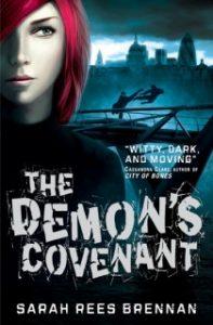 The Demon's Covenant - UK