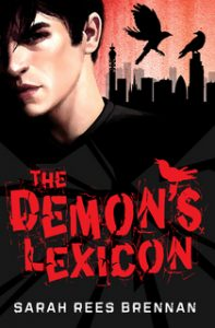 The Demon's Lexicon - UK