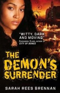 The Demon's Surrender - UK