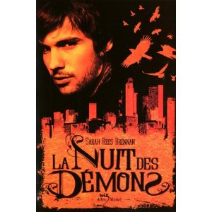 The Demon's Lexicon - France
