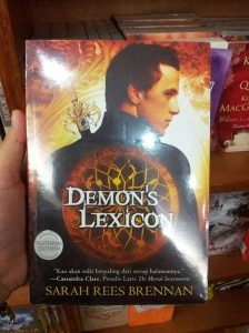 The Demon's Lexicon - Indonesia