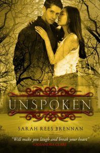 Unspoken - UK